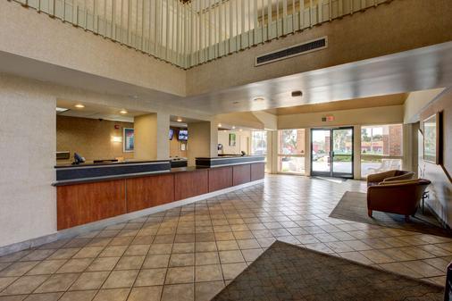 Motel 6 Irvine Orange County Airport - Santa Ana - Vastaanotto