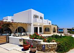 Amaryllis Beach Hotel - Chrisi Akti - Byggnad