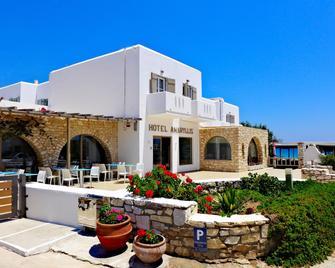 Amaryllis Beach Hotel - Chrisi Akti - Gebouw