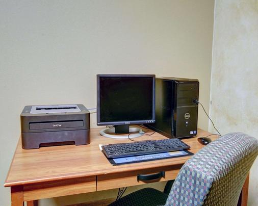 Quality Inn and Suites Airport - Austin - Business centre