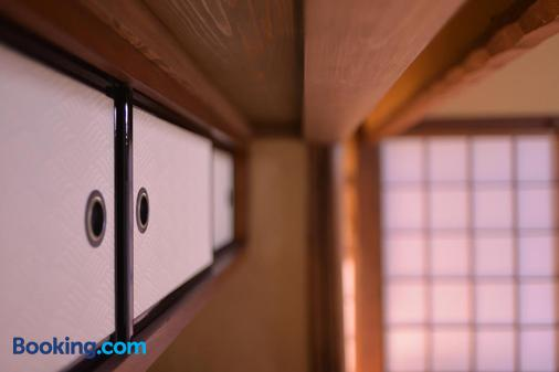 樸宿旅館 - 京都 - 門廳
