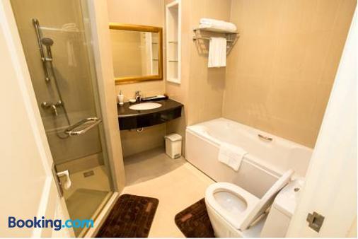 希望之地行政公寓 - 曼谷 - 浴室
