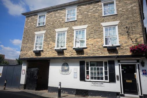Greyfriars Lodge - Canterbury - Rakennus