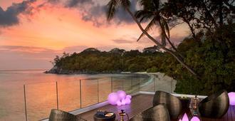Avani Barbarons Seychelles Resort - Grand'Anse Mahé - Balcón