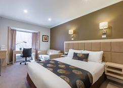 The Waverley International Hotel - Glen Waverley - Bedroom