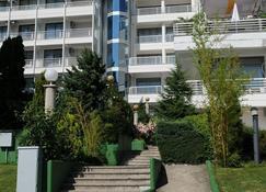Hotel Granit - Ohrid - Bygning