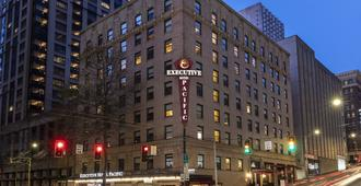 Executive Hotel Pacific - Seattle - Edificio