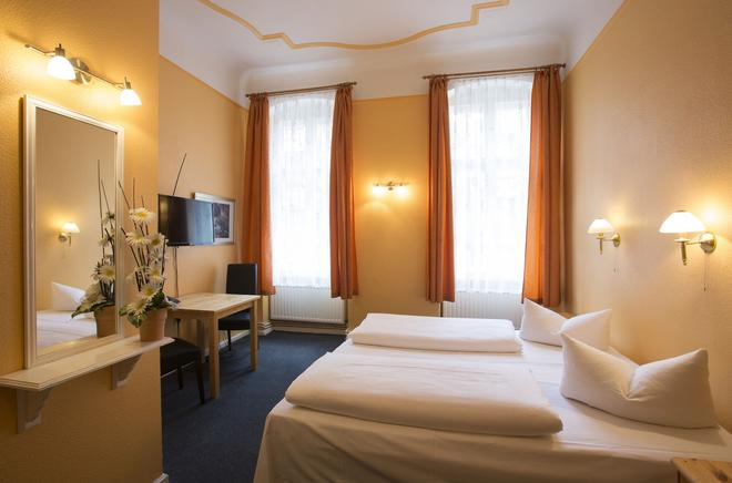 Hotel am Hermannplatz - Berlin - Bedroom