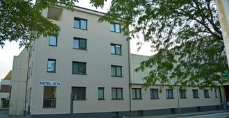 Hotel Jeta - Гамбург - Здание