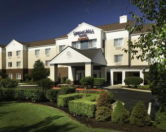 SpringHill Suites by Marriott Bentonville - Bentonville - Building