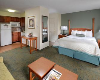 Staybridge Suites Raleigh-Durham Apt-Morrisville - Morrisville - Bedroom