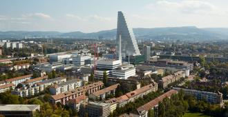 Hyperion Hotel Basel - Basel - Outdoor view