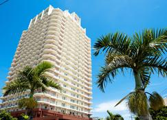 沖繩海灘Tower酒店 - 北谷町 - 建築