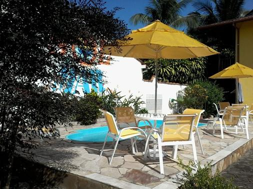 Pousada Sol e Mar - Paraty - Pool