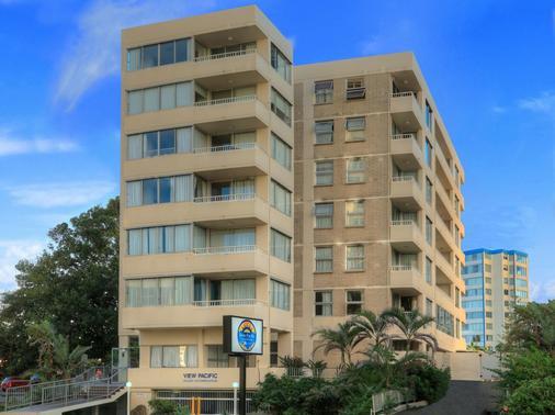 View Pacific Holiday Apartments - Surfers Paradise - Toà nhà