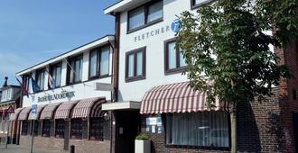 Fletcher Badhotel Noordwijk - Noordwijk (Holanda Meridional) - Edificio