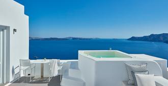 Katikies Hotel - The Leading Hotels of the World - Thera - Balcony