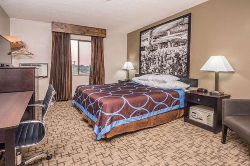 Super 8 by Wyndham Boise - Boise - Bedroom