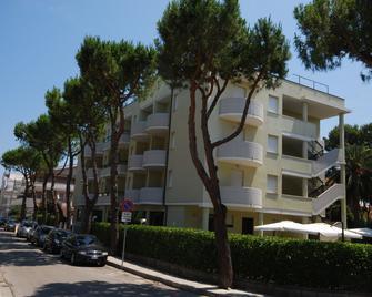 Hotel Marebello - Tortoreto - Edificio