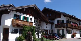 Ferienhaus Fux Hotel Garni - Oberammergau - Κτίριο