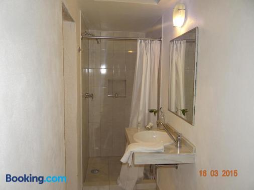 Hotel Nacional - Oaxaca - Phòng tắm