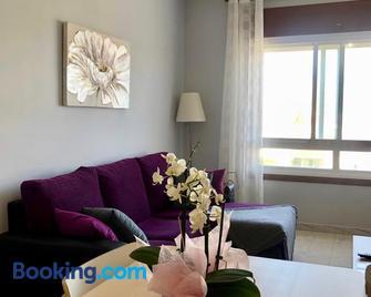 Apartamentos Lemos Estrella - Monforte de Lemos - Wohnzimmer
