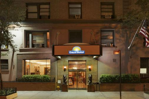 Days Hotel by Wyndham on Broadway NYC - New York - Building