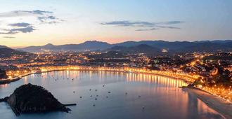 Mercure San Sebastian Monte Igueldo - San Sebastian - Θέα στην ύπαιθρο