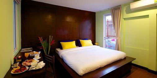 Sabye Bangkok - Bangkok - Makuuhuone