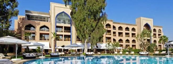 Es Saadi Marrakech Resort - Palace - Марракеш - Здание