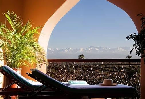 Es Saadi Marrakech Resort - Palace - Μαρακές - Μπαλκόνι