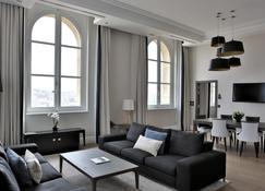 Intercontinental Marseille - Hotel Dieu - Marseille - Living room