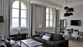 Intercontinental Marseille - Hotel Dieu - Marseille - Olohuone
