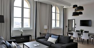 Intercontinental Marseille - Hotel Dieu - מרסיי - סלון