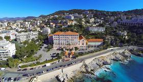 Le Saint Paul Hôtel - Nizza - Außenansicht