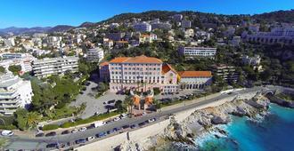 Le Saint Paul Hôtel - Niza - Vista del exterior