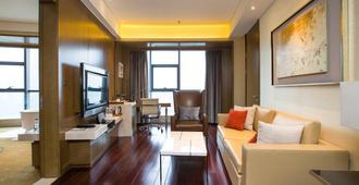 Courtyard by Marriott Hangzhou Qianjiang - Hangzhou - Sala de estar