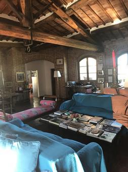 卡特羅托拉時代住宅酒店 - 錫耶納 - 錫耶納 - 客廳