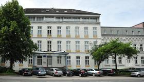 Hotel Commodore - Hamburg - Building