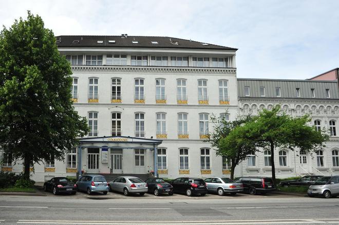 Hotel Commodore - Hamburg - Gebäude