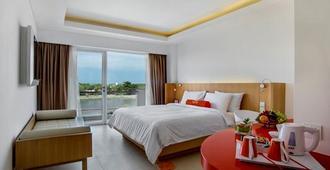 Harris Hotel Kuta Galleria - Kuta - Bedroom