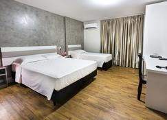 H Hotel - Balneário Camboriú - Bedroom