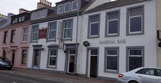 Marine House Hotel - Stranraer - Building