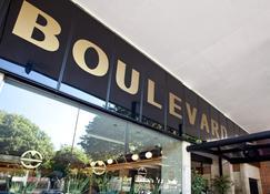 Hotel Boulevard Plaza - Belo Horizonte - Building