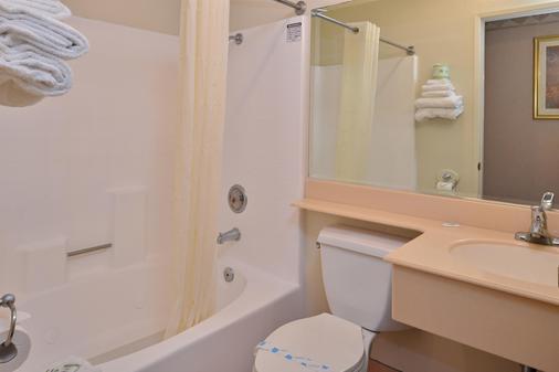美洲最有價值酒店 - 聖克萊門特海灘 - 聖克里門提 - 聖克萊門特 - 浴室