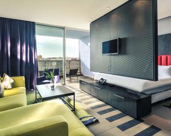 Hotel Mercure Rif Nador - Надор - Вітальня