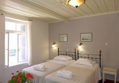 Pension Eva - Chania (Kreta) - Schlafzimmer
