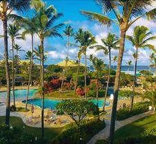 2417 @ Lihue Oceanfront Resort, Kauai Beach Drive, Kauai Hawaii