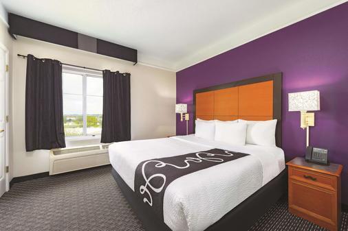La Quinta Inn & Suites by Wyndham St. Louis Westport - Maryland Heights - Schlafzimmer