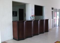 Gran Hotel Plaza Marsol - Tecolutla - Recepción